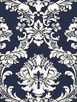 Damask Wallpaper SD36120 by Norwall Wallpaper for sale at Wallpapers To Go