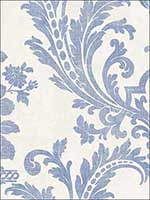 Damask Wallpaper SD36153 by Norwall Wallpaper for sale at Wallpapers To Go