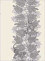 Acacia Grey And White Wallpaper 10911053 by Cole and Son Wallpaper for sale at Wallpapers To Go