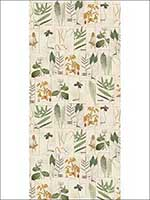 9WA112 Limonium Document 01 Wallpaper Panel A 7950501 by Vervain Wallpaper for sale at Wallpapers To Go