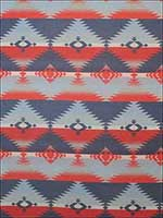 Red Rock Blanket Old Glory Fabric LCF66760F by Ralph Lauren Fabrics for sale at Wallpapers To Go
