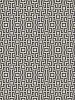 Boxwood Black Geometric Wallpaper 278224530 by A Street Prints Wallpaper for sale at Wallpapers To Go