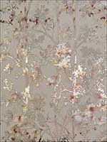 Shimmering Foliage Khaki Multi Wallpaper NW3584 by Antonina Vella Wallpaper for sale at Wallpapers To Go