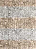 Rustic Rattan Stripe Soft Tan and White Wallpaper 18321 by Astek Wallpaper for sale at Wallpapers To Go