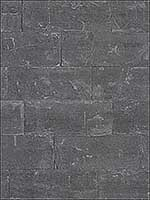 Sacramento Black Seamless Slate Wallpaper 2774414639 by Advantage Wallpaper for sale at Wallpapers To Go