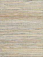 Grasscloth Silver Metallic Wallpaper W34631611 by Kravet Wallpaper for sale at Wallpapers To Go