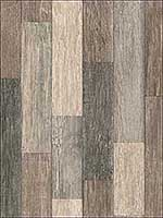 Dark Weathered Plank Peel And Stick Wallpaper RMK10841WP by York Wallpaper for sale at Wallpapers To Go