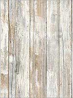 Distressed Wood Peel and Stick Wallpaper RMK9050WP by York Wallpaper for sale at Wallpapers To Go