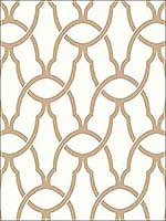 Gold Trellis Peel And Stick Wallpaper RMK9121WP by York Wallpaper for sale at Wallpapers To Go