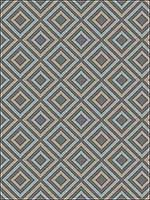 Horus Taupe Diamond Geo Wallpaper 280987701 by Advantage Wallpaper for sale at Wallpapers To Go