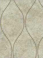 Eira Light Brown Marble Ogee Wallpaper 2765BW40208 by Kenneth James Wallpaper for sale at Wallpapers To Go