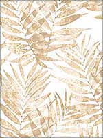 Speckled Palm Beige Wallpaper G67946 by Patton Norwall Wallpaper for sale at Wallpapers To Go