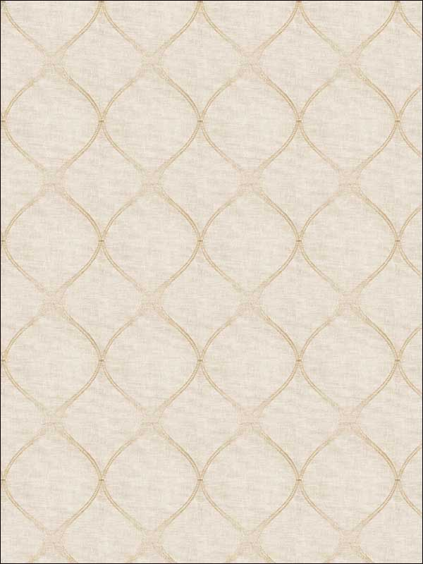 Sibbie Ogee Natural Fabric 5772601 By Fabricut Fabrics