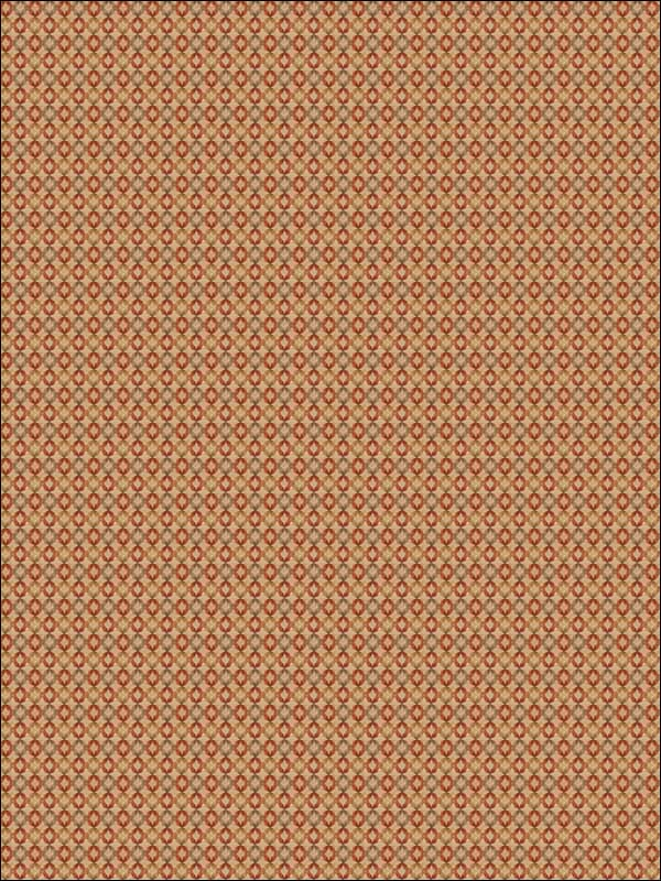 Ridgefield Cinnabar Fabric 5783803 by Fabricut Fabrics for sale at Wallpapers To Go