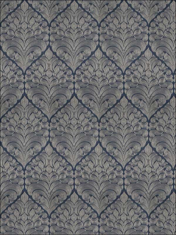 Chandelier Navy Fabric 6434601 by Fabricut Fabrics for sale at Wallpapers To Go