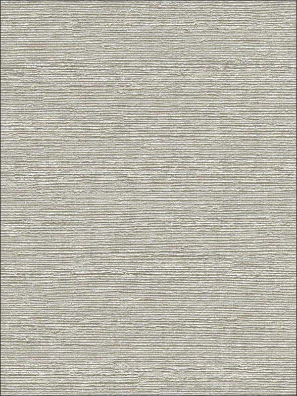 Aspero Light Grey Faux Silk Wallpaper 28078004 by Warner Wallpaper for sale at Wallpapers To Go