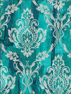 Damask Wallpaper LW40002 by Seabrook Wallpaper for sale at Wallpapers To Go