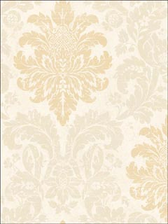 Magellan Damask Wallpaper JP31605 by Seabrook Wallpaper for sale at Wallpapers To Go