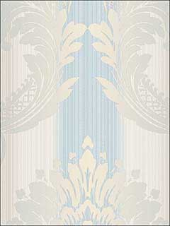 Striped Satins Damask Wallpaper CS35606 by Norwall Wallpaper for sale at Wallpapers To Go