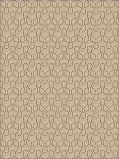 Ishtar Linen Metalli Bronze Fabric 5355002 by Vervain Fabrics for sale at Wallpapers To Go