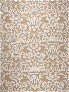 Vermentino Gold Fabric 596802 by Vervain Fabrics for sale at Wallpapers To Go