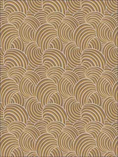 Marlin Gold Leaf Fabric 5110505 by Fabricut Fabrics for sale at Wallpapers To Go
