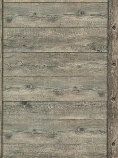 Absaroka Brown Shiplap Wallpaper 2774861419 by Advantage Wallpaper for sale at Wallpapers To Go