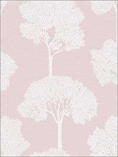 Ambleside Pink Wallpaper 65316 by