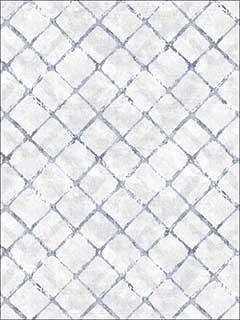 Patton Norwall Fh37551 Chicken Wire Grey Blue Navy Dolphin Blue Wallpaper